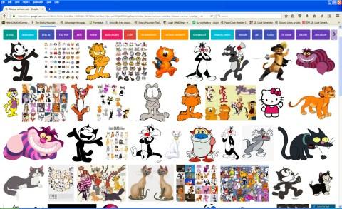 Cartoon Cats Screenshot