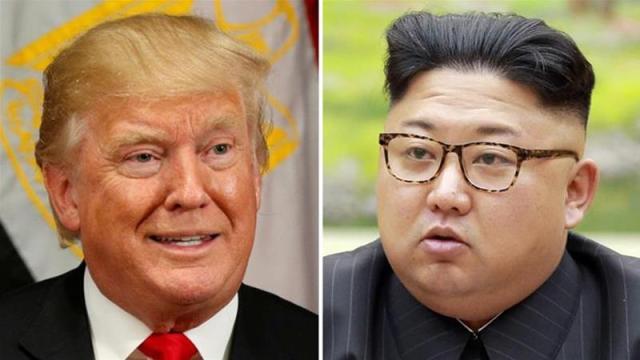 Donald Trump and Kim Jong Un - Open Doors USA: Trump Must Confront North Korean Persecution of Christians