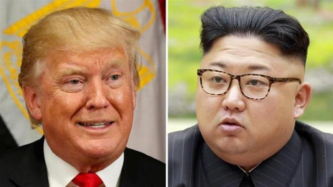 Donald Trump and Kim Jong Un - Open Doors USA: Trump Must Confront North Korean Persecution of Christians
