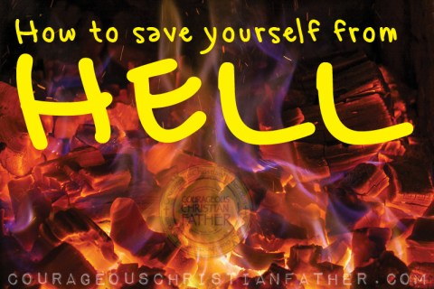 How to save yourself from hell