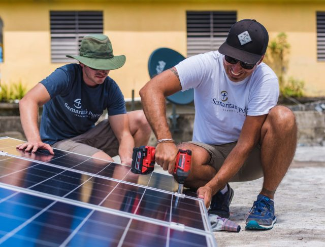 Samaritan's Purse Standing with Puerto Rico in Long-Term Recovery