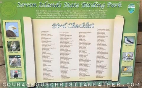 Seven Islands State Birding Park
