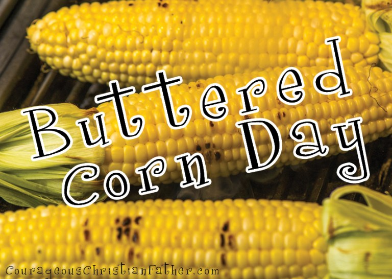 Buttered Corn Day
