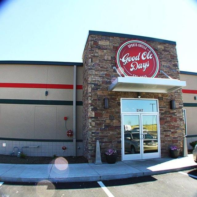 Good Ole Days Sports Grille - 6 Places to eat in Morristown