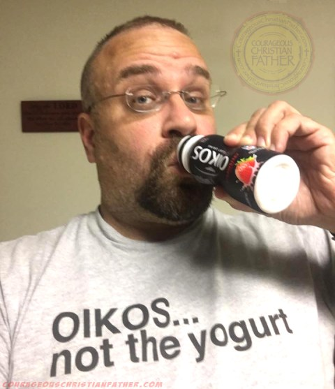 Oikos Not the Yogurt! (Greek: οἶκος, plural: οἶκοι) - Family of God