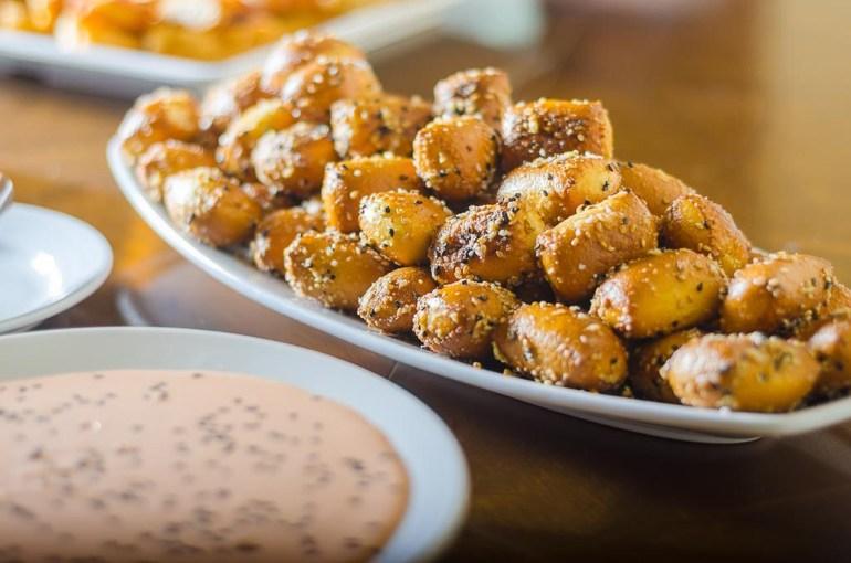 Parmesan Garlic Bites