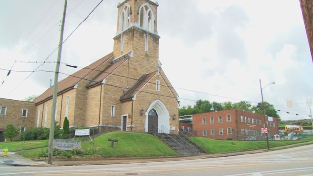 A Church Gives Another Church It's Church Building - this goes to show you we as churches shouldn't compete with each other but help each other for the benefit of the Kingdom of God. Struggling South Knoxville Baptist Church and Growing City Church.