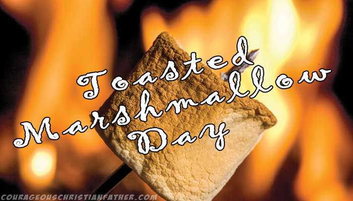 Toasted Marshmallow Day