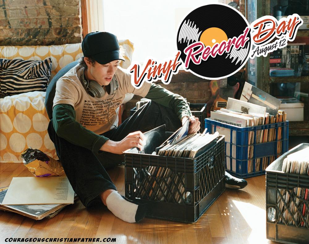 Vinyl Record Day