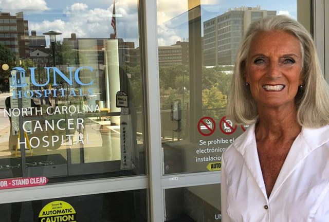 Ann Graham Lotz, daughter of the late evangelist Billy Graham, discloses that she has been diagnosed with breast cancer.   Photo Credit Ann Graham Lotz Facebook.