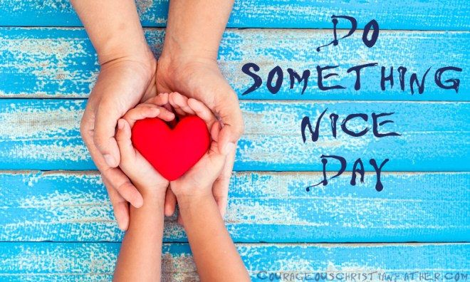 Do Something Nice Day