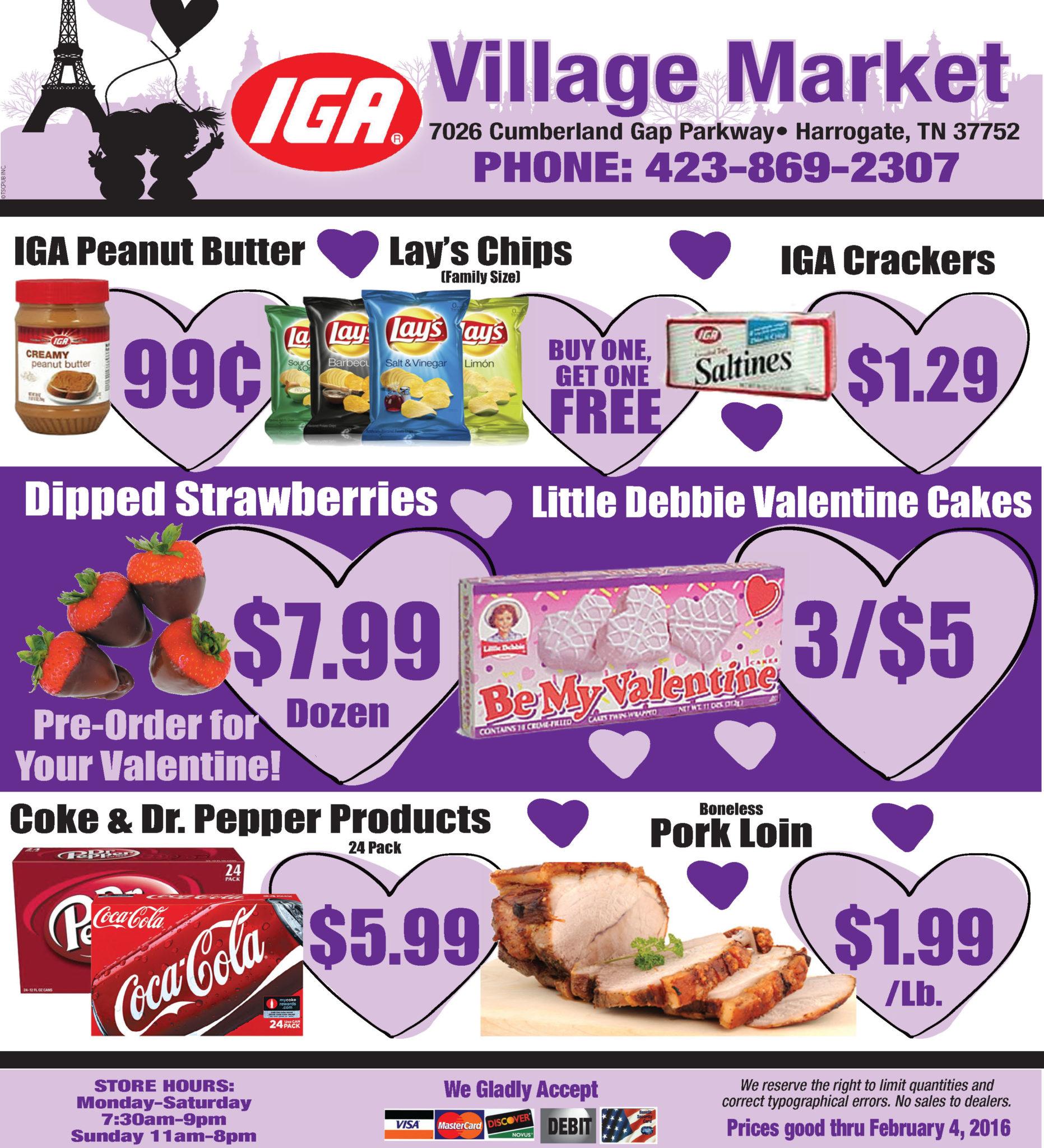 Village Market IGA