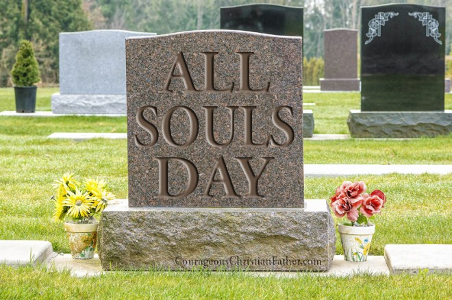 All Souls Day - A day commemorates of the souls of all Christians who have died. #AllSoulsDay