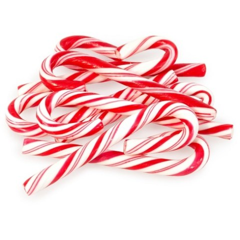 Principal bands candy canes and any other Christmas related items at the school in Nebraska.