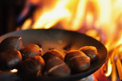 Roast Chestnuts Day - As one Christmas song goes Chestnuts roasting by an open fire ... Well here is your day to roast Chestnuts!