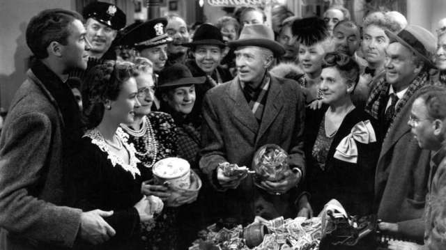 """It's A Wonderful Life - Behind the Scenes - This is one of the top Christmas movies. Check out these behind the scenes facts to the popular Christmas movie, """"It's A Wonderful Life"""". #ItsAWonderfulLife #WonderfulLife"""