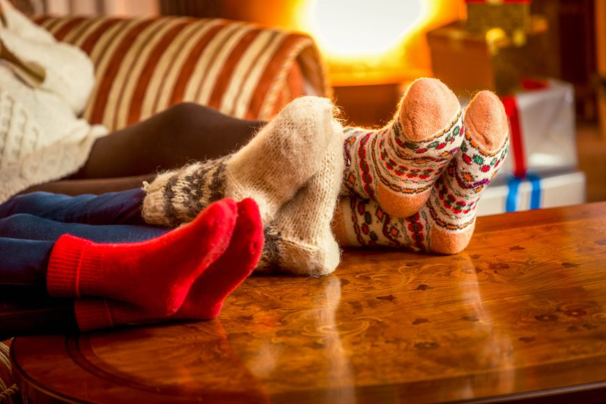 National Sock Day - Yes there is a day for those socks we put on our feet to keep them warm. #SockDay