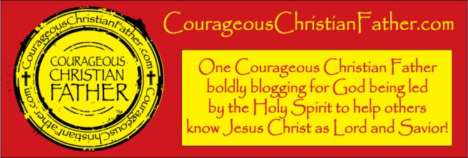 CCF Banner (Courageous Christian Father)