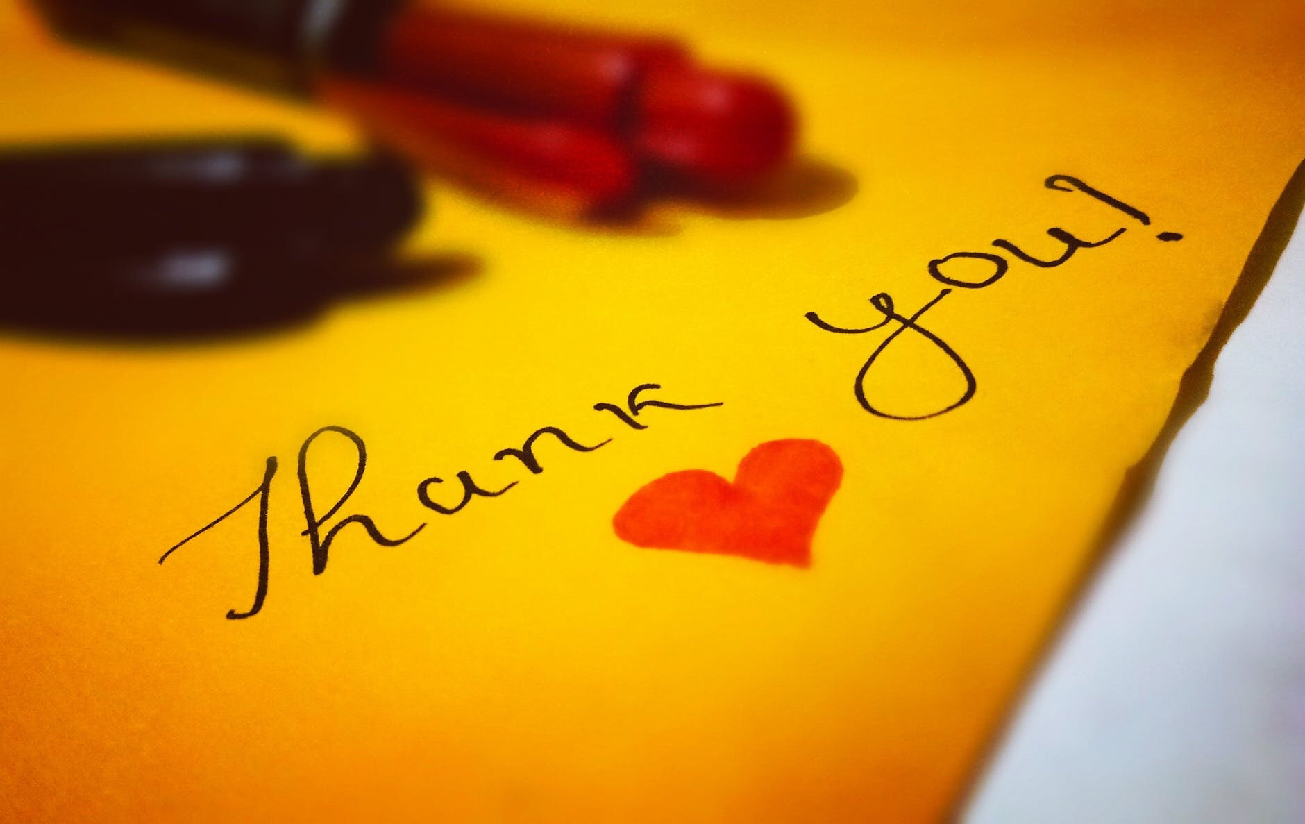 National Thank You Note Day - a day to send out a thank you note to those who got you something for Christmas. | Photo Pexels Photo 791024