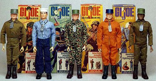 G.I. Joe Day - A Real American Hero! Yeap that cartoon and action figure has its own day! #GIJoe #GIJoeDay