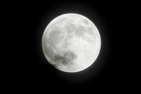 The Snow Moon - Supermoon - I have blogged about special moons like the Blood Moon and other Supermoons. This time, I am talking about this special bright full moon. #SnowMoon #SuperMoon