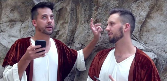 If Bible Characters had iPhones by John Crist