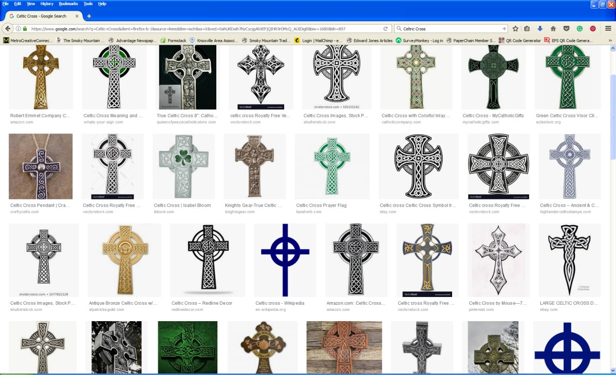 The Celtic Cross