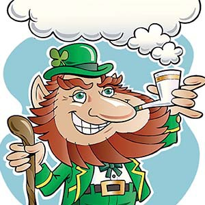 The origins of the leprechaun myth - Leprechaun imagery is ubiquitous during St. Patrick's Day celebrations, but even the most ardent Paddy's Day revelers may know little about these mythical creatures. #leprechauns