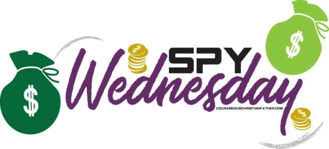 Spy Wednesday or known as Holy Wednesday or even known as Great and Holy Wednesday. Sometimes known as Good Wednesday. This is the Wednesday that leads up to Easter. Part of Holy Week. #SpyWedneday #HolyWednesday #GoodWednesday