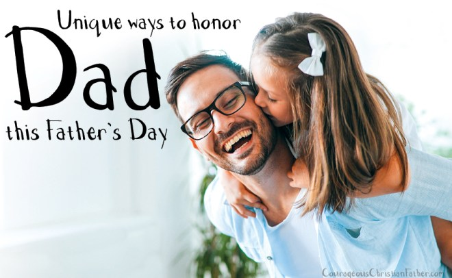 Father's Day is a day many families look forward to. Though its history might not go back as far as many religious or government-designated holidays, Father's Day is rife with tradition in many households. #FathersDay