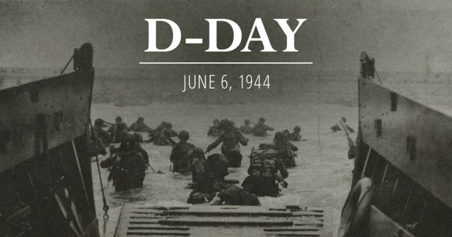 D-Day: Anniversary - On this date in 1944, Allied forces landed in Normandy on the north coast of France in the early morning hours. | US Army Image