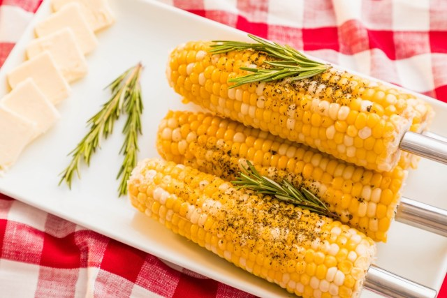 Smokey corn is a classic campfire dish - Many different foods call to mind campfire cooking. Foods cooked over an open fire take on a unique, smokey and savory flavor that is hard to replicate.