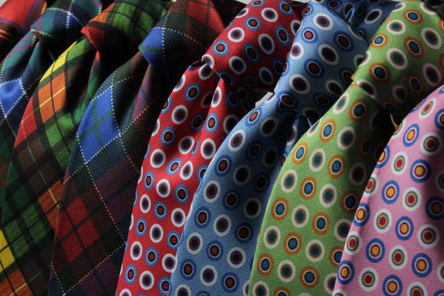 The necktie got its name 300 years ago, but fashion experts and historians say that ties have been in existence for thousands of years.
