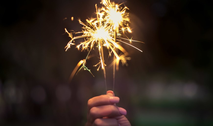 Sparklers pose a safety risk, too - Fireworks tend to be most prevalent during the summertime. Elaborate pyrotechnic displays may be part of Independence Day celebrations or other special events. Individuals also may set off fireworks to light up the night skies for private parties.