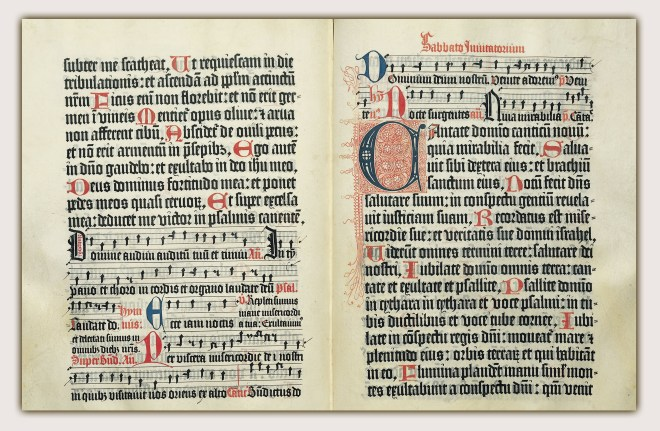 Color Book Day - I am not talking about a coloring book. But a book that commemorates the day in 1457 when the Mainz Psalter was printed. Containing the Book of Psalms and being commissioned by the archbishop of Mainz. #ColorBookDay