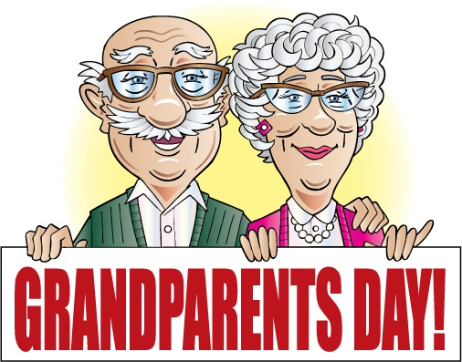 Grandparents Day is day we celebrate our grandparents (mamaw, papaw, grand father, grand mother, grand dad, grand mom, etc.). It has been celebrated in the United States since 1978. #GrandParentsDay