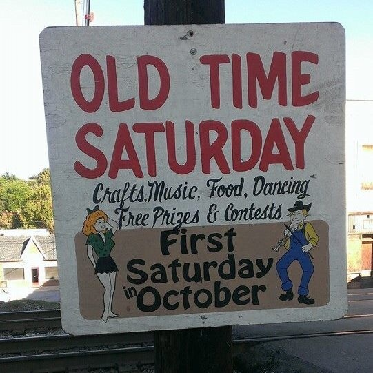 Old Time Saturday no longer, The Mossy Creek Station Festival replacing