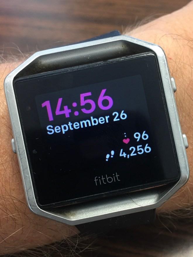 Fitbit Blaze Not Vibrating #FibtiBlaze #FitBit