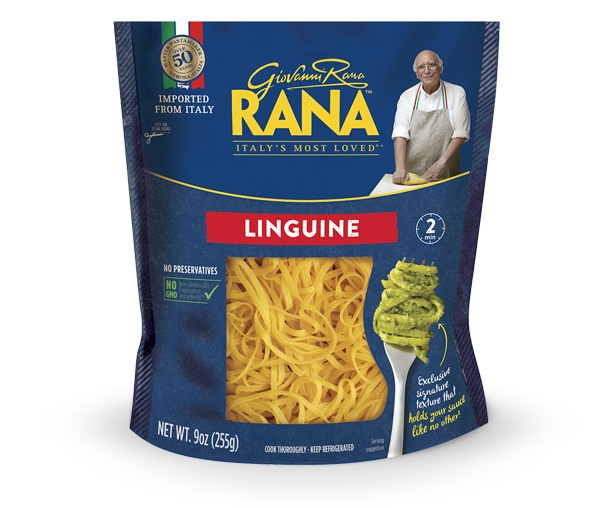Pasta Day - GioVanni Roma Rana Linguine