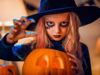 Why are tricks part of Halloween? For some celebrants, Halloween is as much about tricks as it is treats. But why are tricks even involved with Halloween?