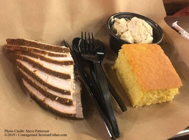 Turkey - Mission BBQ - This is this weeks Travel Thursday feature. I share about my experience at Missionary BBQ in Chattanoga, TN. #MissionBBQ