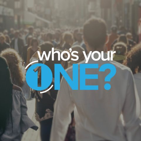 Who's Your One Evangelism Workshop - Can we image if all Christians prayed and witnessed to at least one lost person, what an impact on the Kingdom that can make! #WhosYour1