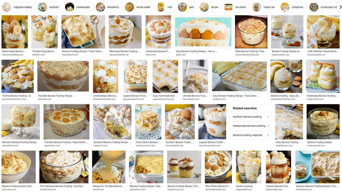 5 Essential Desserts - These are some of my favorite desserts.