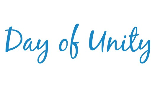 Day of Unity - a day to raise awareness and try to end violence against women and their children. #DayofUnity