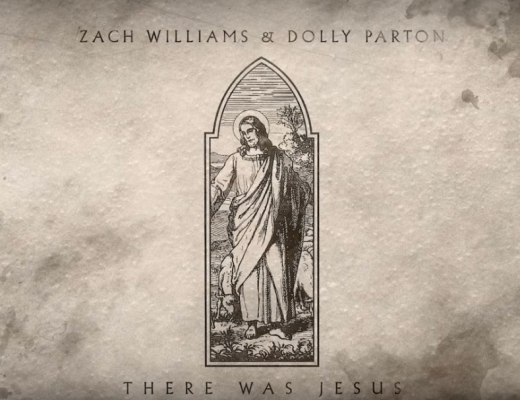 There Was Jesus by Zach Williams and Dolly Parton - Dolly Parton sings another song with a Christian Music Artist. For this week Christian Music Mondays, I am going to feature this duet from Zach Williams and Dolly Parton. #ZachWilliams #DollyParton