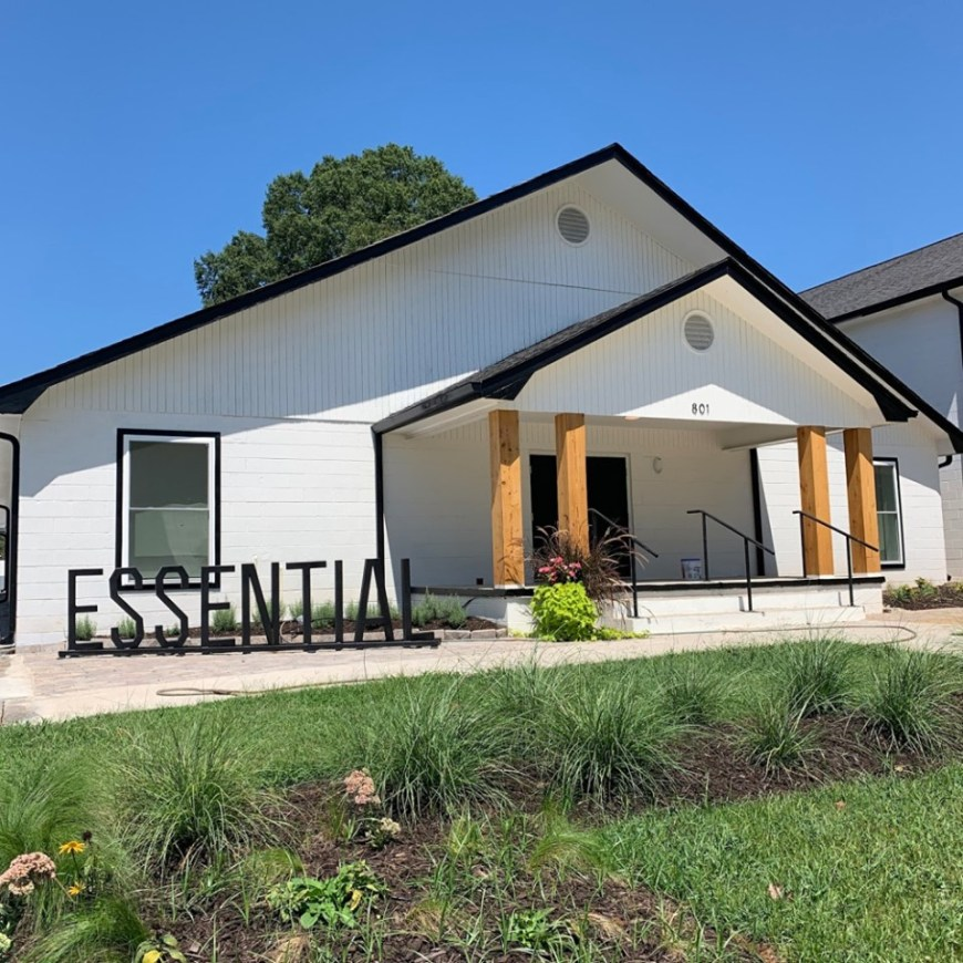 Essential Church Huntsville - this weeks Travel Thursday takes us to a church in Huntsville, AL. #EssentialChurch