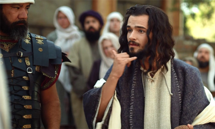 Jesus Film in sign language to reach deaf people worldwide. Deaf Missions is in the works of producing this new film that is said to reach 70 million deaf people worldwide.