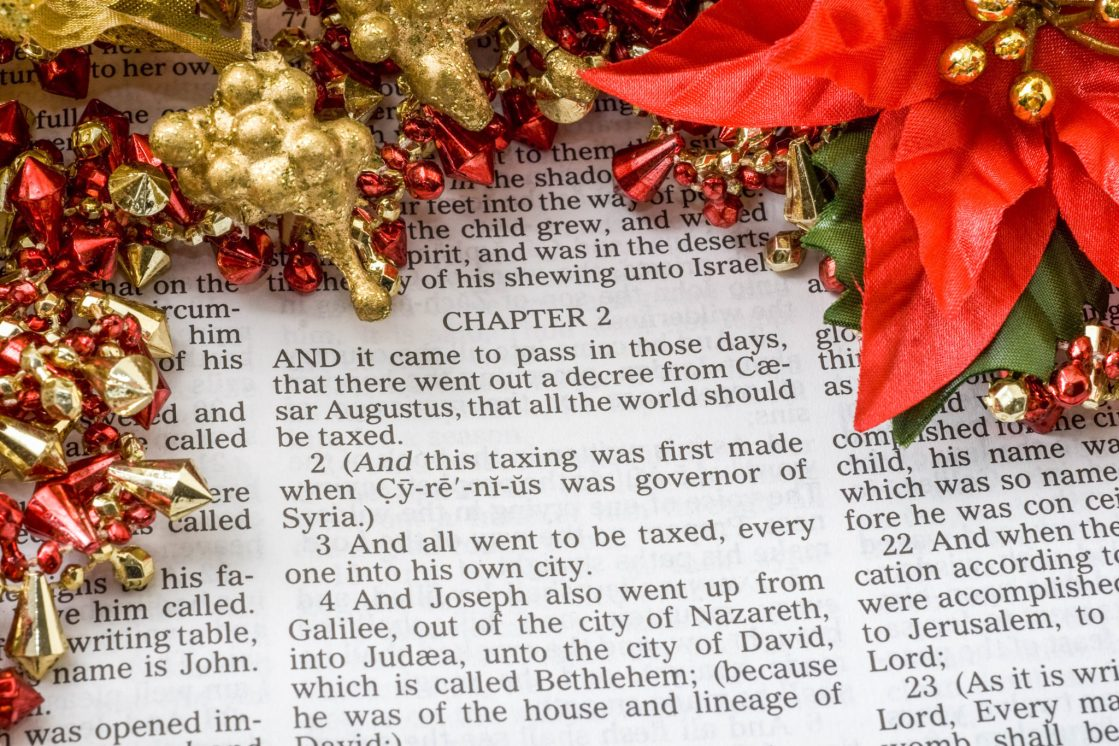 The Christmas Story as found in Luke 2 of the Bible. This is the story of the birth of our Lord and Savior, Jesus Christ, Emmanuel God with us. Jesus came, born of the flesh to die to save us all from our sins. He came to do the will of the Father.