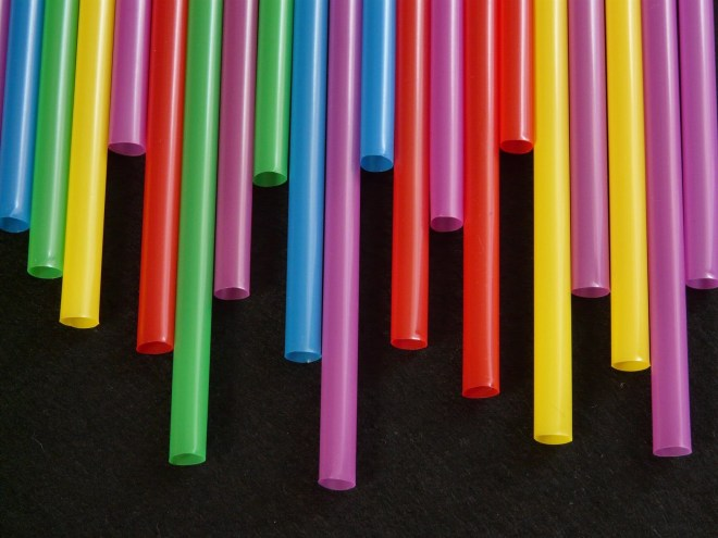 11 Uses of the Drinking Straw other than drinking.