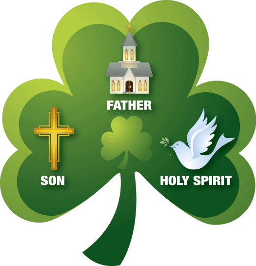 The meaning behind the shamrock. Irish flags and even harps are symbolic of the nation, but there is perhaps one symbol that most widely represents the country: the shamrock #shamrock #seamróg #YoungClover #StPatricksDay